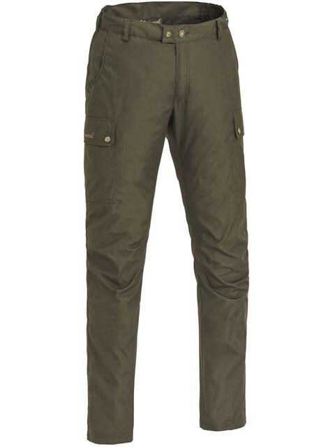 Pinewood Finnveden Tighter - Pantalones de Trekking Hombre - Oliva
